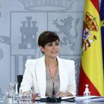Isabel Rodríguez ensorra definitivament el processisme dient això sobre la taula de diàleg i la Unidad de España
