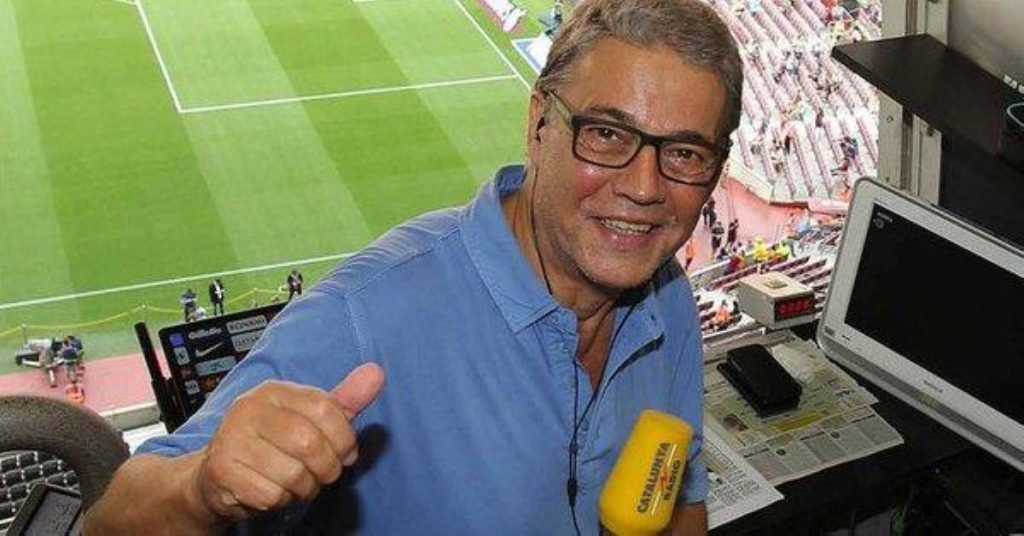 Joaquim Maria Puyal, a Catalunya Radio