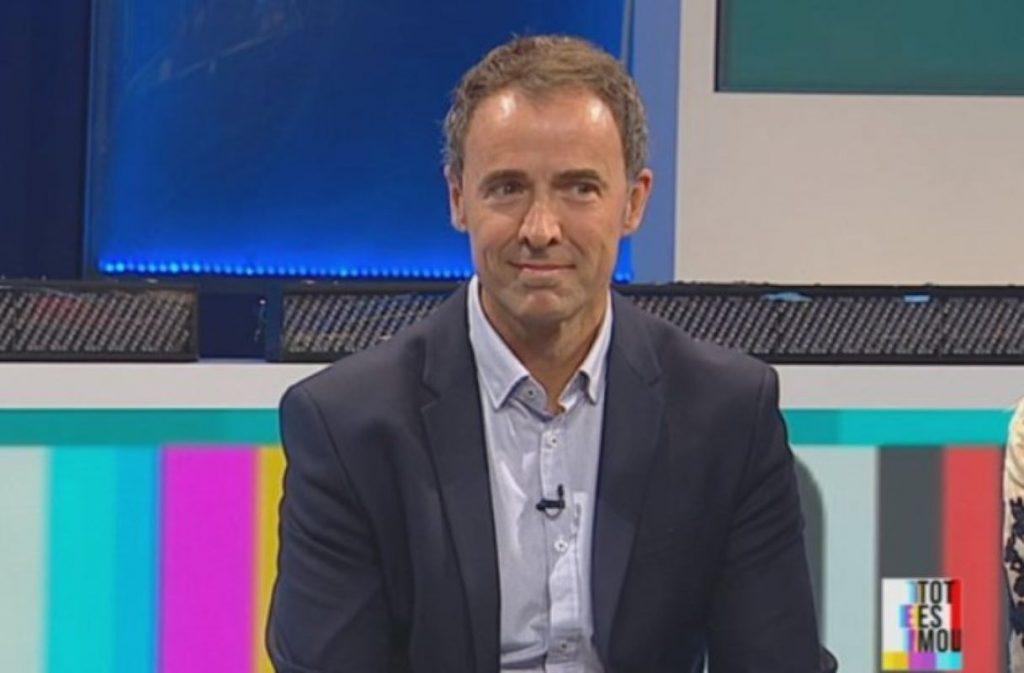 Jordi Eroles a TV3