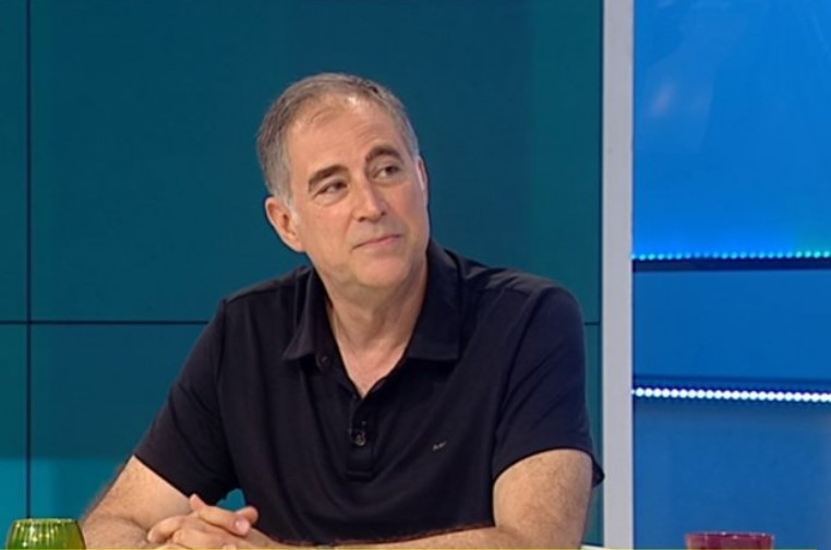 Jordi Llompart, l'any 2021