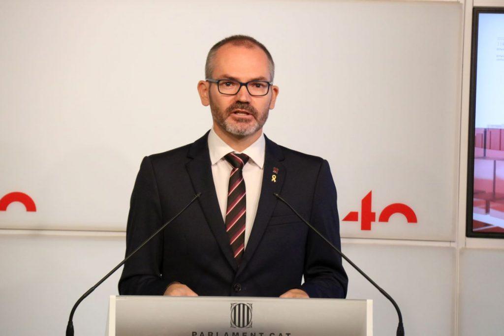 VOX exigeix la detenció de Josep Costa