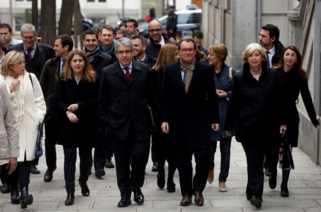 Jugada bruta del Tribunal Suprem de la maneta amb el Tribunal de Comptes