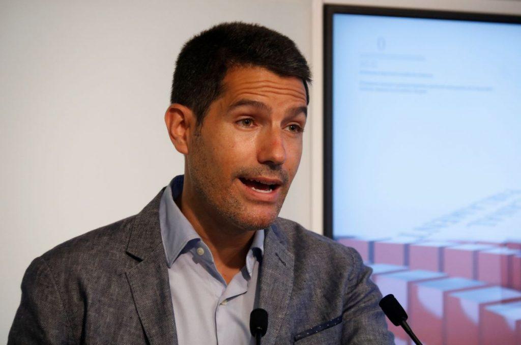 Nacho Martin Blanco, de Ciudadanos