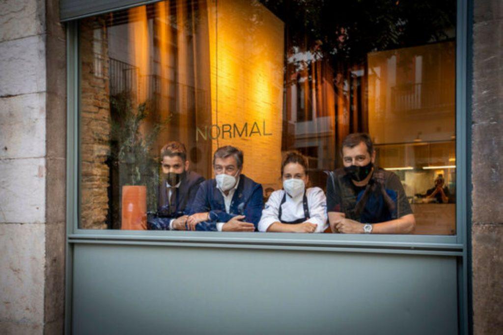 Nou restaurant dels Germans Roca a Girona