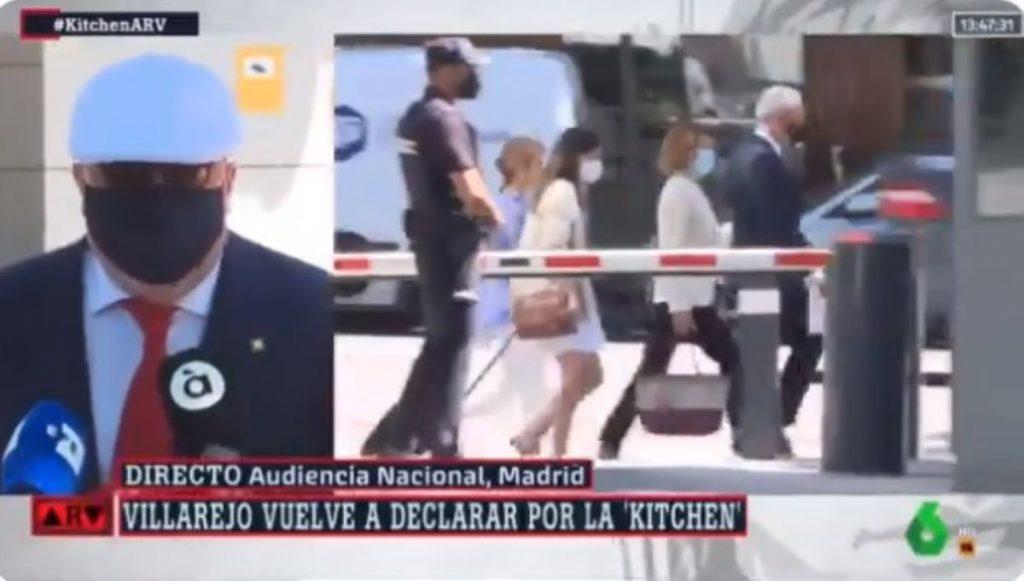 Villarejo explica que Ferreras li deu un sopar