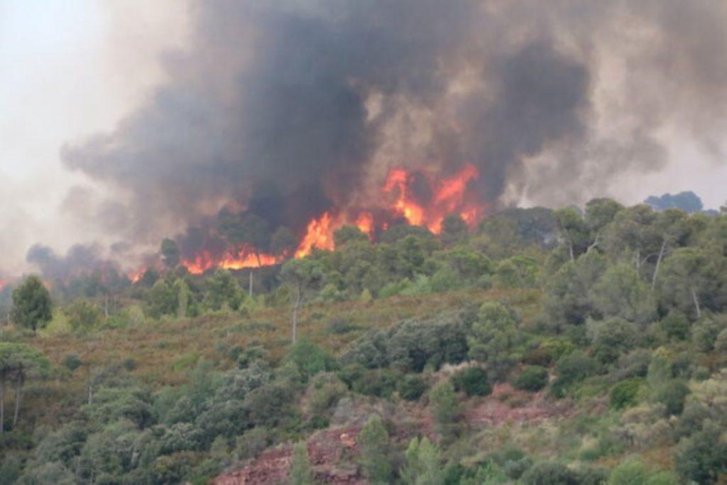 incendi de Castellví de Rosanes