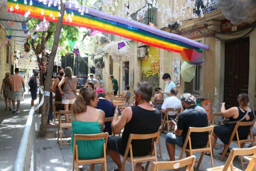 Decisió pionera del jurat de la Festa Major de Gràcia