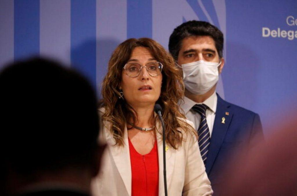 El Govern plora ara pels pocs resultats de la Comissió Bilateral