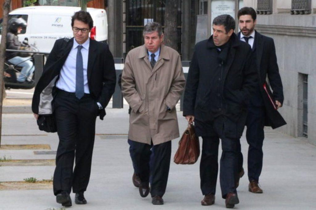 L'exalcalde corrupte i socialista de Santa Coloma de Gramenet maniobra amb el Gobierno Amigo per no haver d'anar a presó