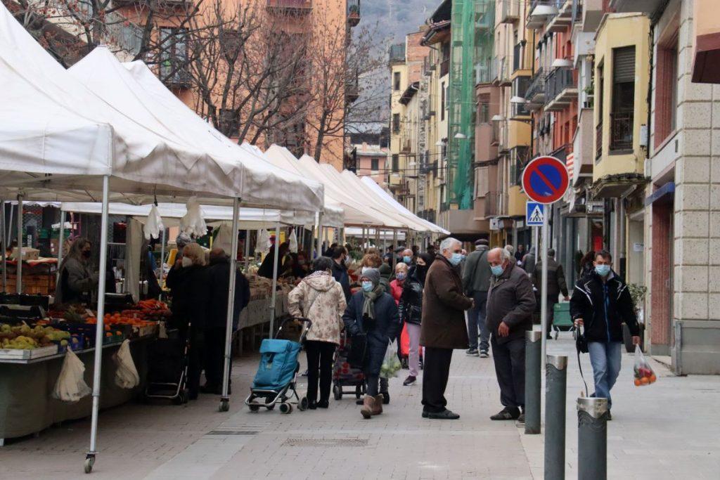 Mercat Seu d'Urgell