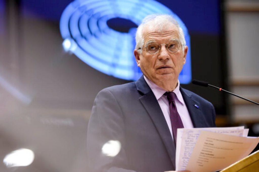 Rebregada espectacular de JxCat a Josep Borrell pel ridícul a l'Afganistan