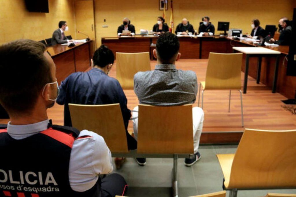 Ridícula pena per al marroquí que va violar una noia a Blanes