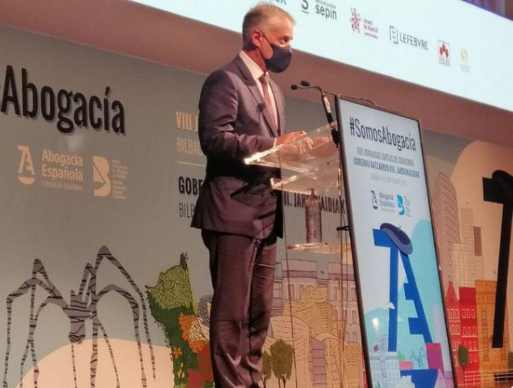 Advocats espanyols a Bilbao