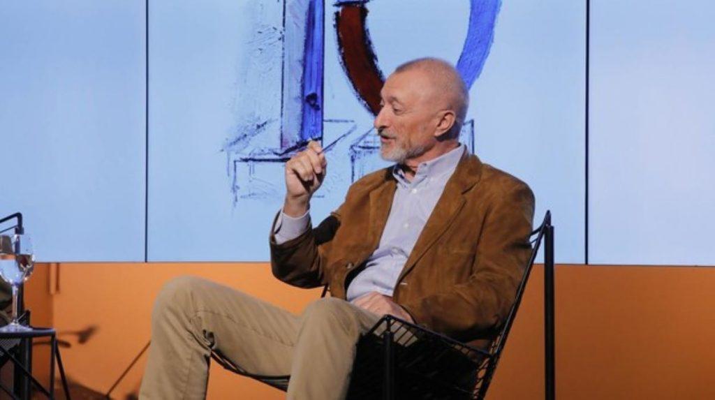 Arturo Pérez Reverte, escriptor
