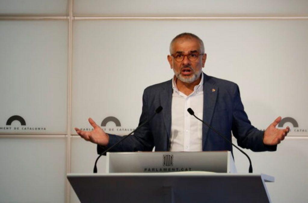 Carlos Carrizosa, de Ciutadans