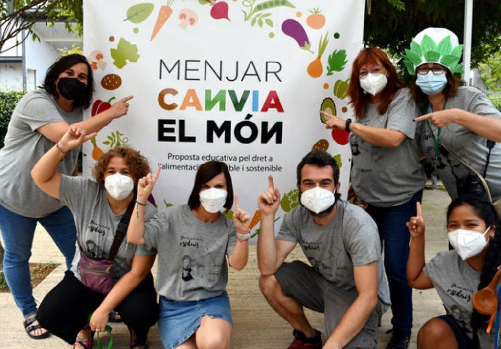 Cop d'efecte de Fundesplai per l'alimentació saludable dels infants
