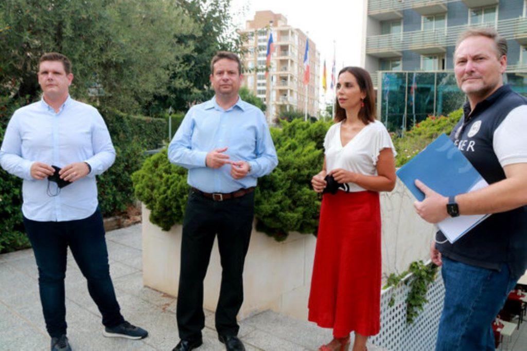 El PSC s'uneix a Ciudadanos i PP per fer fora l'independentisme del govern de Cambrils