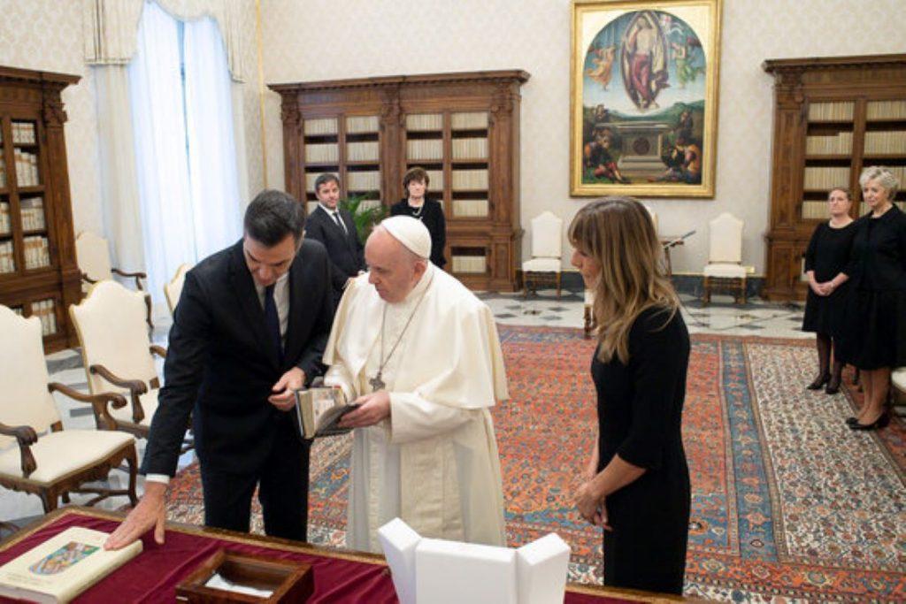 El llirisme s'emociona amb unes paraules del Papa Francesc