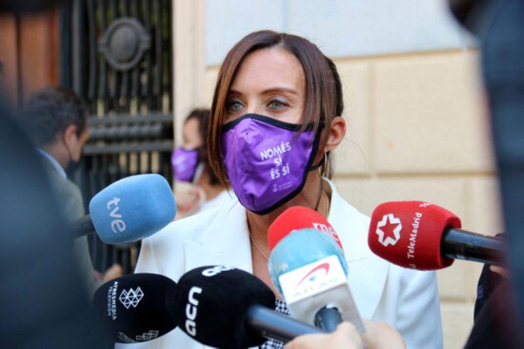 El missatge llirista de l'Alcaldessa de Sabadell després de la violació a la seva ciutat