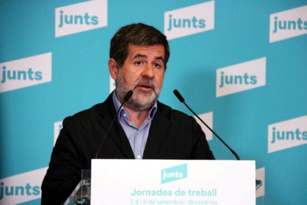 Jordi Sànchez, de Junts