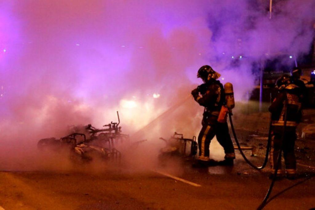 La delinqüència es fa forta a la Barcelona del lliri