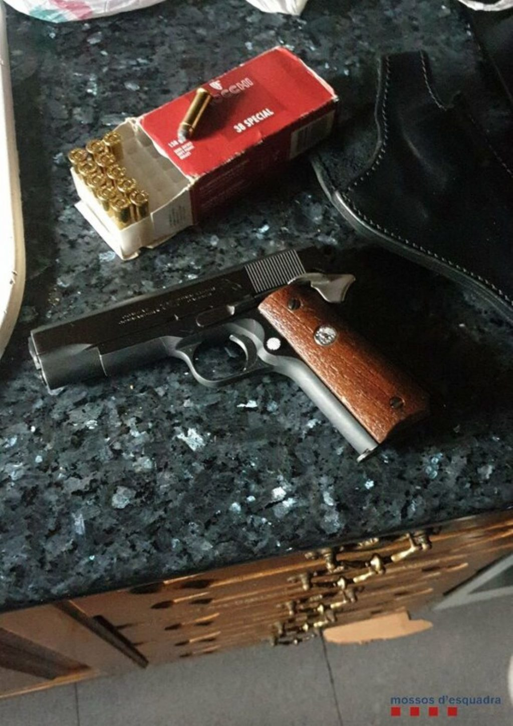 Nou tiroteig al barri de la Mina