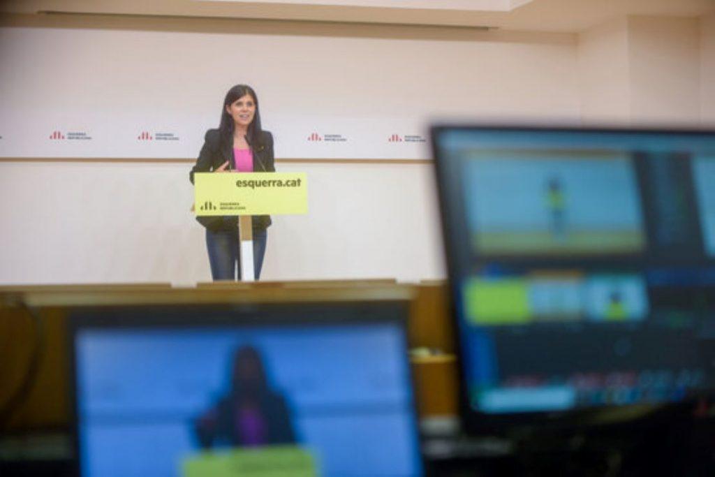 Marta Vilalta, d'ERC