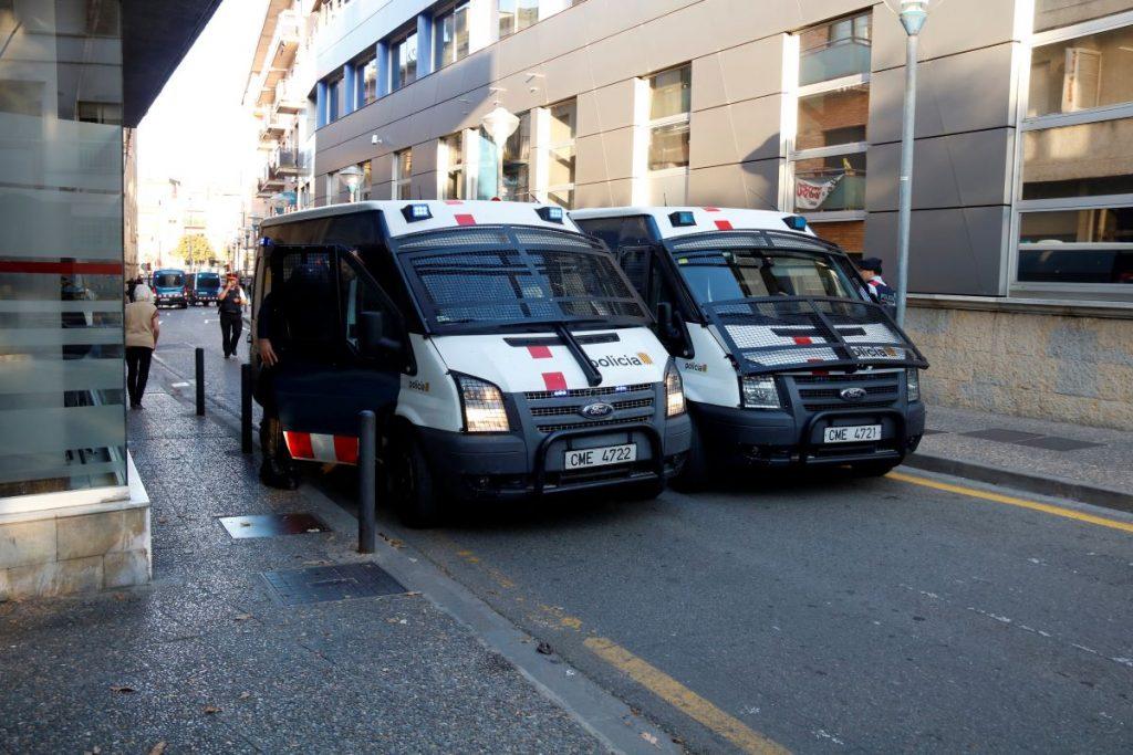 Mossos Girona