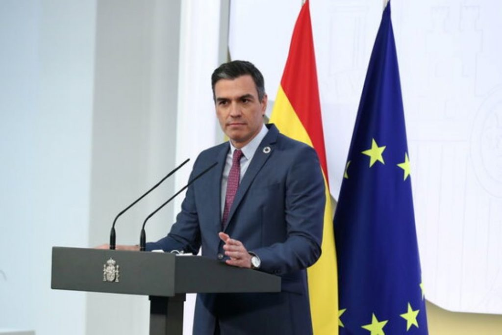 El govern espanyol ensorra ERC i diu això de cara divendres