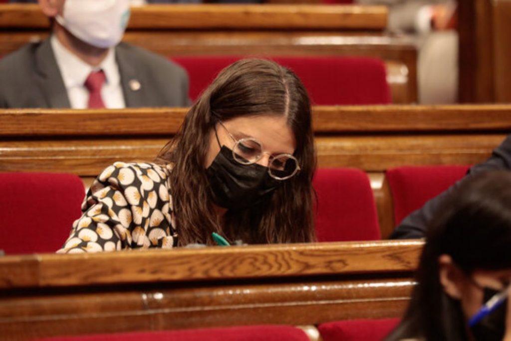 Rebregada de JxCat a Pere Aragonès pel discurs autonomista al Debat de Política General