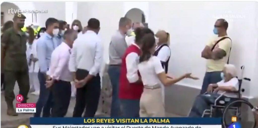 Reis a La Palma