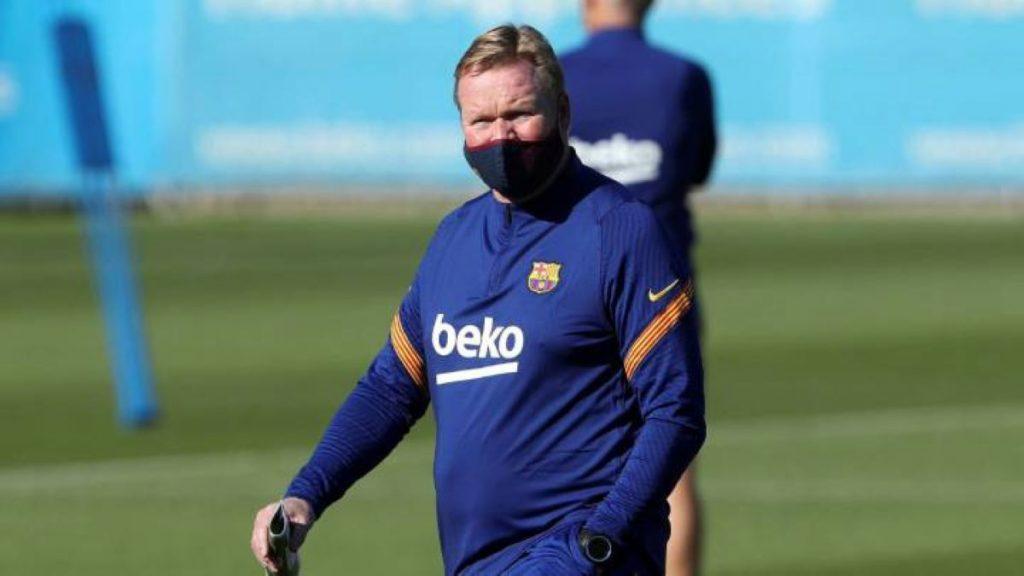 Ronald Koeman, Barça
