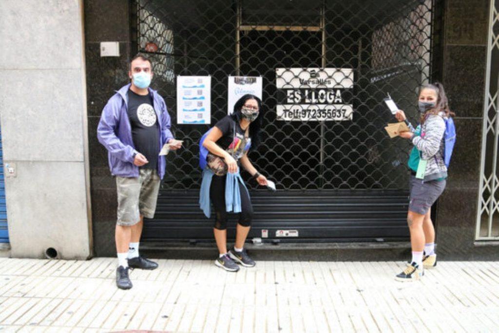 Ajuts de la Generalitat per obrir comerços i rehabilitar locals