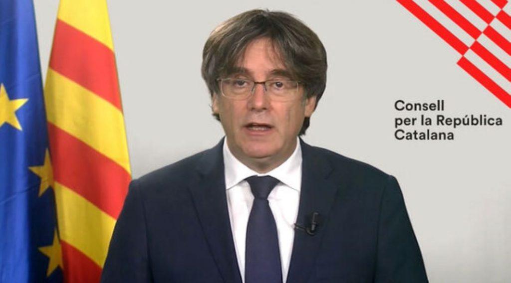 Jugada bruta del Parlament Europeu contra el President Puigdemont