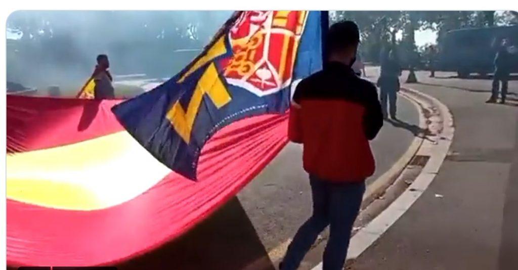 Espanyolisme a Montjuïc
