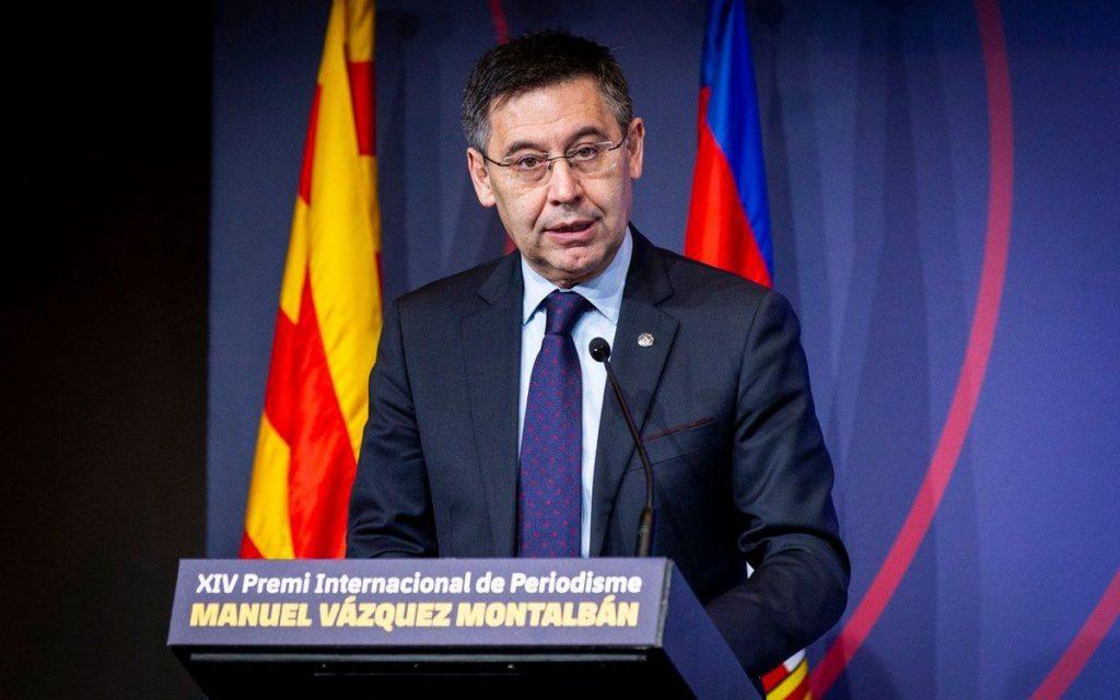 Josep Maria Bartomeu, Barça