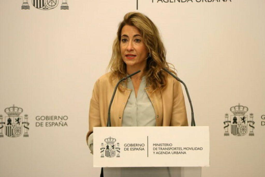 La ministra Raquel Sánchez anuncia l'enèssima pluja de milions que mai arriben i el llirisme s'emociona