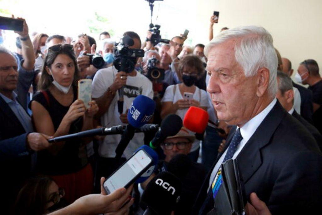 L'advocat italià de Puigdemont