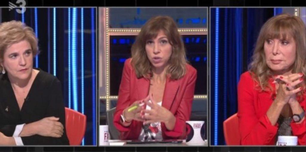 Pilar Eyre a TV3