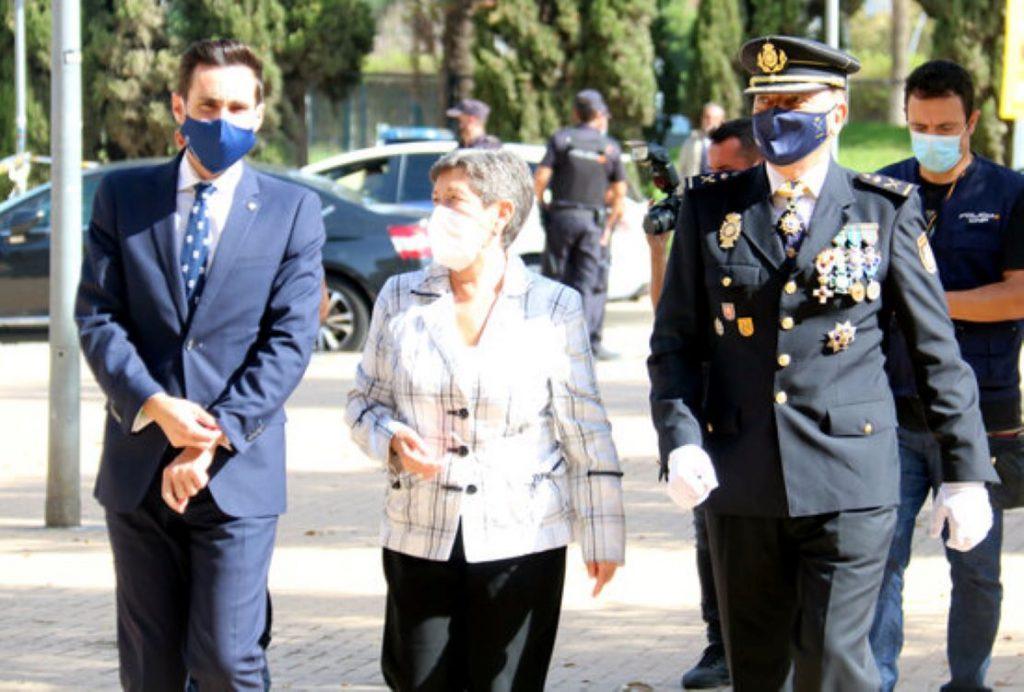 Purgen el cap dels Piolins (secció Policia Nacional) a Catalunya