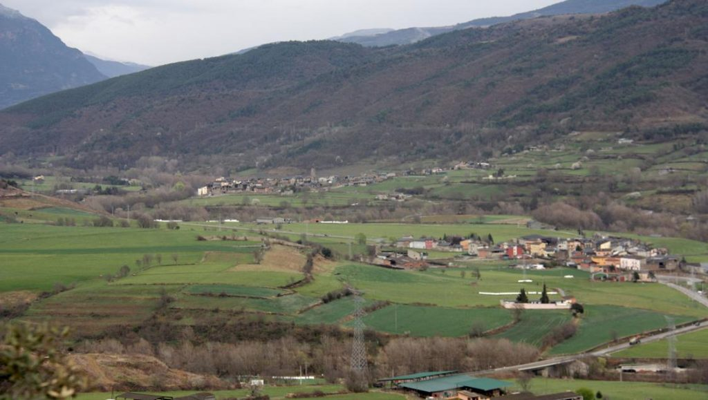 Terratremol Alt Urgell